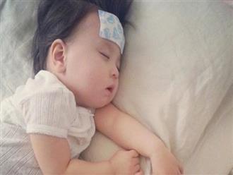 Bé trai 5 tuổi suy phủ tạng, nguy kịch tính mạng chỉ vì cách hạ sốt sai lầm mà nhiều bố mẹ mắc phải
