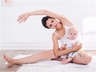 Bí quyết giúp phụ nữ sau sinh nhanh chóng phục hồi sức khỏe và lấy lại vóc dáng