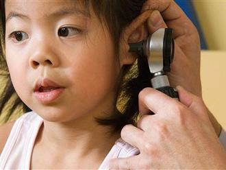 Bổ sung dưỡng chất này sẽ giúp trẻ sơ sinh giảm đến 89% nguy cơ mắc bệnh viêm tai giữa