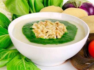 Bổ sung quá nhiều rau - Sai lầm trong ăn dặm dẫn đến trẻ suy dinh dưỡng