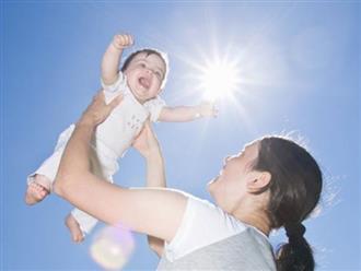 Bổ sung vitamin D cho trẻ bao nhiêu là đủ?