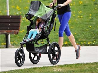 """""""Bỏ túi"""" 12 mẹo sử dụng xe đẩy trẻ em siêu hay ho chỉ cha mẹ thông minh mới nghĩ ra"""