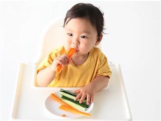 Bột củ dền thịt bò ngon ngọt cho bé tăng cân nhanh