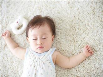 Buổi tối mẹ cho bé đi ngủ vào giờ này: Trẻ sẽ ngày càng thông minh, lớn nhanh chân dài hơn bạn cùng lứa