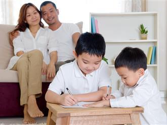 Các kỹ năng sống giúp con hoàn thiện về nhân cách