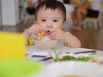 Các món cháo cho bé 6 tháng tuổi ăn dặm giúp bé tăng cân khỏe mạnh