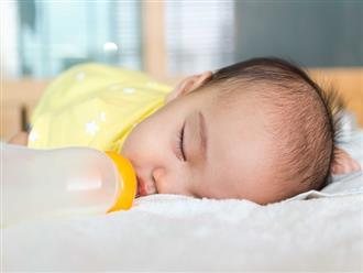 Cách cai sữa đêm đúng chuẩn cho bé áp dụng 1 lần là thành công