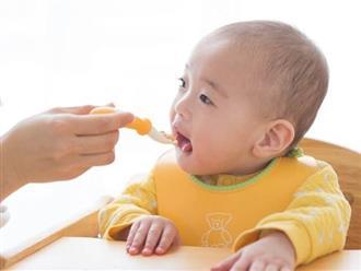 Cách nấu nước dùng từ các loại rau củ cho bé ăn dặm từ 6 tháng tuổi