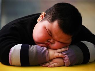 Cách nhận biết thừa cân béo phì ở trẻ