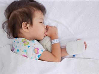 Cách nhận biết trẻ đang bị sốt, khi nào cần dùng thuốc hạ sốt cho trẻ?