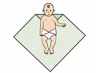 Cách quấn tã cho trẻ sơ sinh đúng cách, lần đầu làm mẹ chưa chắc thuần thục