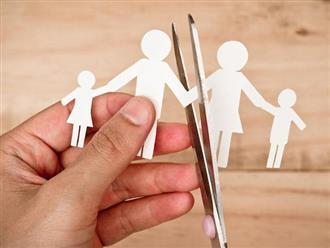 Cái giá con cái phải trả cho việc cha mẹ bỏ nhau, không phải ai cũng nghĩ xa được như vậy!