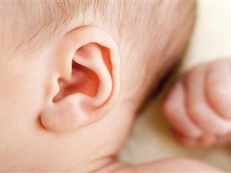Cần can thiệp sớm điều trị điếc cho trẻ
