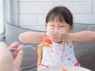 Cần làm gì khi trẻ biếng ăn?