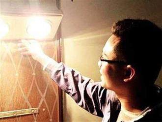 Cảnh báo 4 tác hại của việc dùng đèn sưởi trong mùa đông