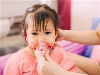 Cảnh báo: Trẻ viêm phổi nhiều vì cha mẹ ủ ấm... quá kỹ