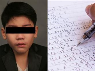 Cậu bé 13 tuổi treo cổ tự tử vì không hoàn thành bài tập về nhà, lá thư tuyệt mệnh là thứ khiến cha mẹ đau lòng hơn cả