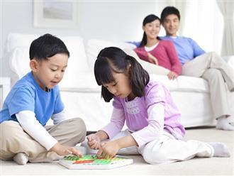 Cha mẹ cần làm gì khi trẻ tò mò về cơ thể mình?