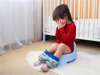 Chăm sóc trẻ bị tiêu chảy đúng cách tại nhà
