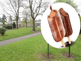 Chỉ vì cây kem thưởng cho học sinh mà phụ huynh và nhà trường tranh cãi nảy lửa