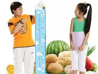 """""""Chìa khóa vàng"""" giúp trẻ tăng chiều cao tối đa ở tuổi dậy thì"""