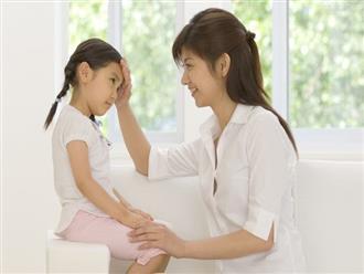 Chín câu phụ huynh không nên nói khi kỷ luật trẻ