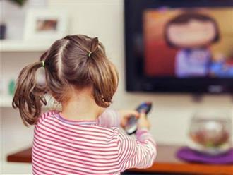 Cho trẻ xem phim hoạt hình có tốt không, cần lưu ý điều gì?