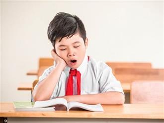 Cô giáo gửi tin nhắn phê bình học sinh ngủ gật, lời đáp của ông bố khiến cô ngại ngùng