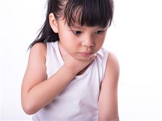 Con 6 tuổi ngày một tong teo, mẹ không ngờ bác sĩ lôi ra từ cổ họng con thứ này