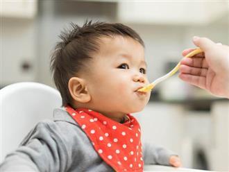 Con biếng ăn, chậm tăng cân thì các mẹ làm ngay món bánh khoai lang chiên giòn cho bé ăn mỗi tuần nhé!