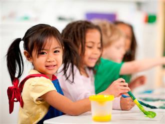 Con đi mẫu giáo: 5 điều mẹ nhất định phải dạy con trước để bé không bỡ ngỡ