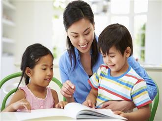 Con lười đọc sách, mẹ đã có ngay 5 bí kíp giúp con yêu thích và ham đọc ngay từ nhỏ