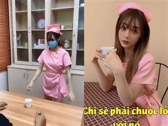 Cười xỉu với nữ y tá xinh đẹp và những pha xử lý tình huống vừa hài hước vừa bá đạo không đỡ nổi