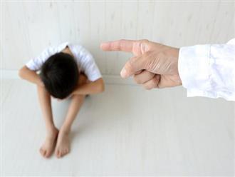 Đánh mà không hỏi lý do, bố khiến con 12 tuổi nhảy sông tự tử