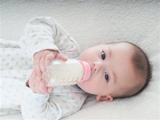 Dấu hiệu nhận biết trẻ bị dị ứng sữa, mẹ nào cũng cần biết