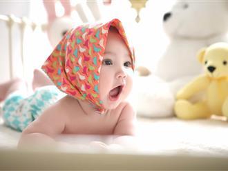 Dấu hiệu trẻ mọc răng và cách chăm sóc phù hợp