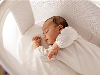 Đây chính là khung giờ chuẩn buổi tối các mẹ nên cho bé đi ngủ để khỏe cả mẹ lẫn con