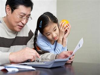 """""""Dạy chữ là việc của trường, bố mẹ chỉ dạy con kỹ năng sống"""""""