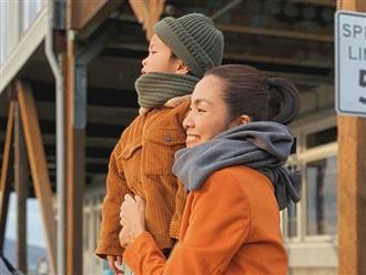 Dạy con khéo léo như Tăng Thanh Hà, cô út 3 tuổi đã biết đọc, biết viết, cậu cả 4 tuổi chững chạc và tự lập ra trò