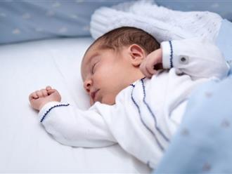 Đây là điều khiến trẻ sơ sinh vô cùng sợ hãi nhưng đa phần các mẹ đều bỏ qua