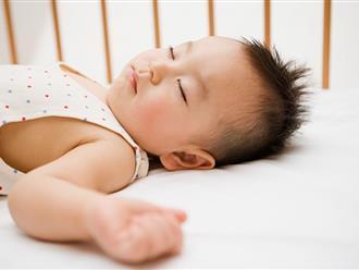 Để tránh tất cả những nguy cơ cho trẻ sơ sinh khi đang ngủ cha mẹ hãy áp dụng ngay cách này
