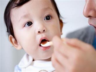 Dùng thuốc chữa bệnh cam tích: Đề phòng trẻ bị ngộ độc thuốc cam