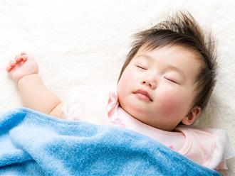 Giờ ngủ của trẻ theo độ tuổi để phát triển chiều cao, cân nặng và não bộ tốt nhất