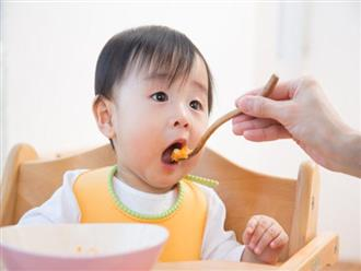 Giúp bé bắt kịp đà tăng trưởng: Bắt đầu từ dinh dưỡng đầy đủ, cân bằng