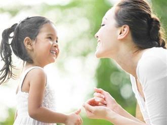 Gợi ý cho mẹ 8 tuyệt chiêu dạy con cách cư xử đúng mực và khéo léo hơn trong cuộc sống