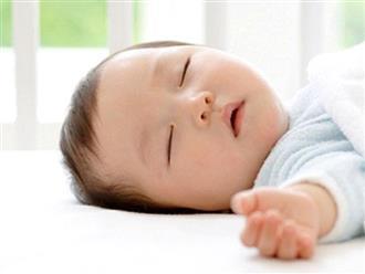 Hít khói thuốc lá, trẻ dễ mắc chứng ngủ ngáy thường xuyên