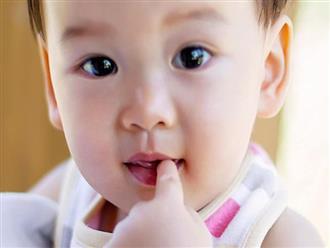Hóa ra đây là lí do 10 bé thì cả 10 đều thích mút tay, mọc răng chỉ là một trong số rất nhiều nguyên nhân