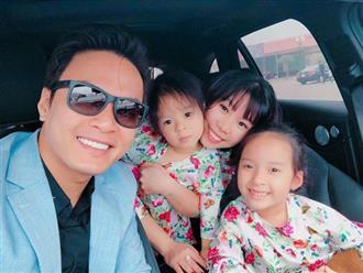 Hồng Đăng chia sẻ bí quyết nuôi con gái xinh như hoa hậu, tự tin và biết quan tâm tới người khác