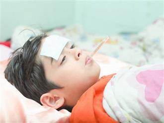 Khi trẻ bị sốt, cần hạ sốt cho trẻ thế nào để hiệu quả và an toàn?
