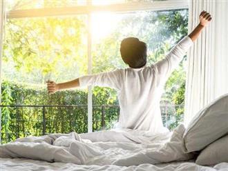 Khoa học chứng minh 5 lợi ích của việc dậy sớm, hãy thực hiện ngay đừng cố ngủ nướng